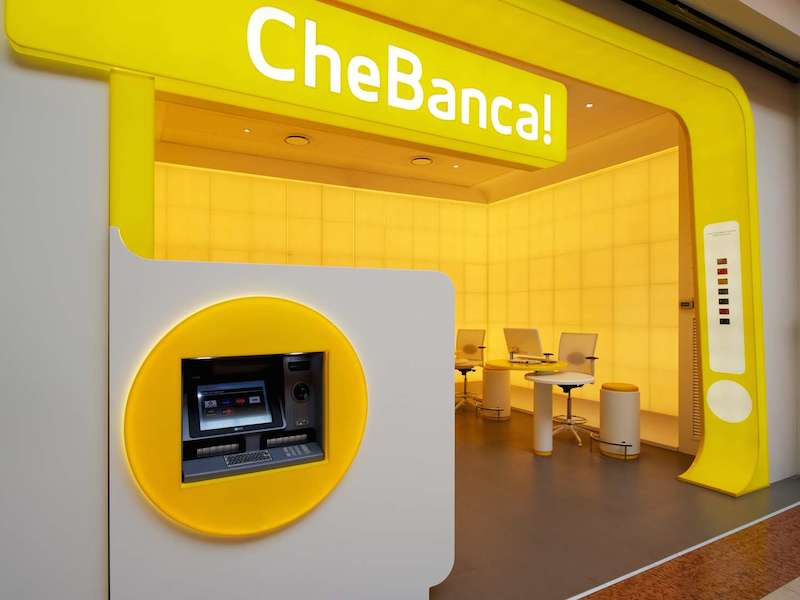 M&A - CheBanca! SHOPPING da Barclays